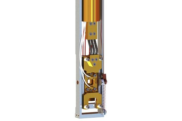 cryostat connectique haute fréquence